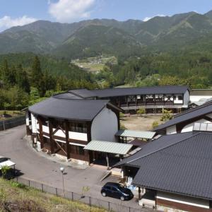 中津川市立「加子母小学校」