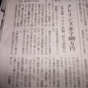 アイスホッケーひがし北海道クレインズ赤字4000万円!日本の男子アイスホッケーは大丈夫か?!