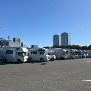 ジャパンキャンピングカーショーに行って来ました
