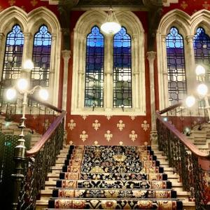 George's Bar @ St.Pancras Renaissance Hotel London