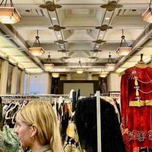 Clarkenwell Vintage Fashion Fairとパチもん