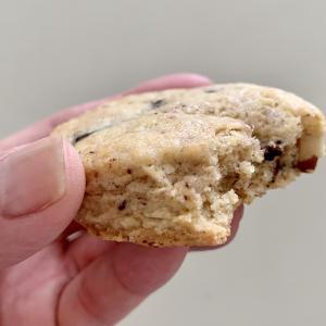 ついにクッキーの達人か