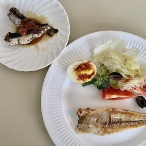 Poissonnerie KAMOのお魚でランチ