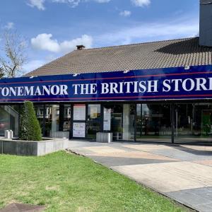 STONEMANORでお買い物