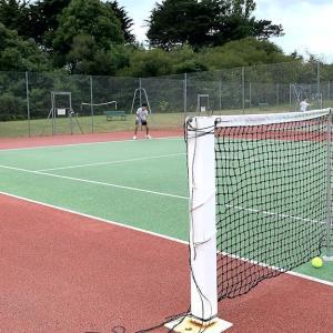 たまにテニス