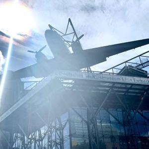 ドイツ技術博物館はデカすぎた・・・