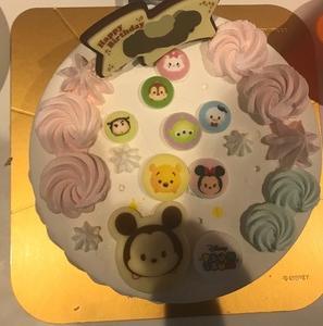 次男くんの4歳のお誕生日 ケーキを買ったけれど