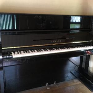 30年前のピアノの貰い手がみつかりました