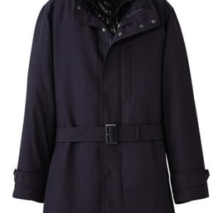「冬用のコートはもう買いましたか?」・・・気に行った何枚かを何年か着るので今年は買いません