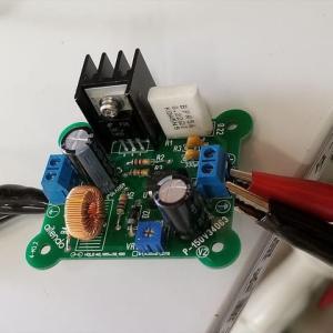 高電圧出力昇圧DC/DC-CONV-Kit製作