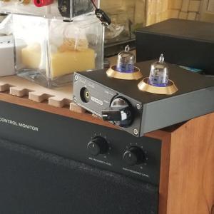 ステレオ 真空管プリアンプ Phonoを試聴
