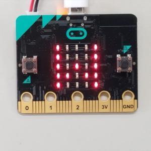 micro:bitで方位磁石をプログラムしてみる