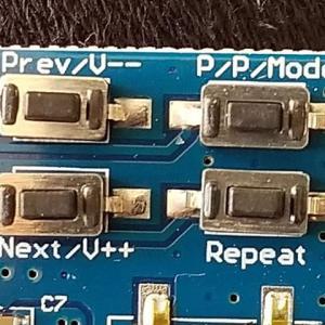 安価なMp3デコーダ モジュール を試す