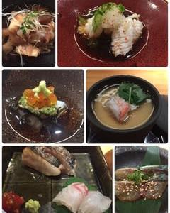 旅の最後はお寿司屋さんへ