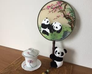 パンダ君、いい仕事してるね!