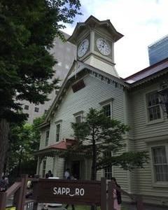 札幌をサッと観光
