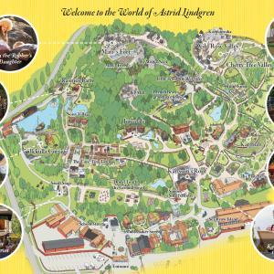 アストリッド・リンドグレーン ワールドへ!〜スウェーデン、アストリッド・リンドクレーンを巡る旅④