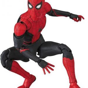 MAFEX No.113 SPIDER-MAN Far from Home SPIDER-MAN Upgraded Suit 【フィギュア予約】