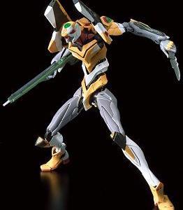 RG 汎用ヒト型決戦兵器 人造人間エヴァンゲリオン試作零号機とDX 陽電子砲セット 【プラモ】