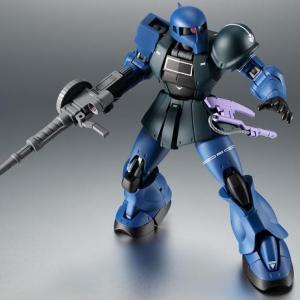 【プレミアムバンダイ限定】 ROBOT魂 MS-05B 旧ザク ver. A.N.I.M.E ~黒い三連星~ 【フィギュア予約】