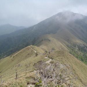 徳島の山に登る:ジロウギュウ、剣山