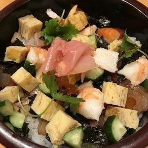 ランチのお寿司~~みさご寿し@高松