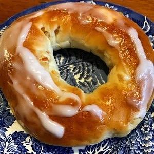 茜のまちベーカリーの今日のパンはレモンパン@高松