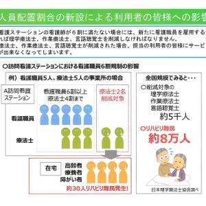 介護ステーションの人員配置の法改正