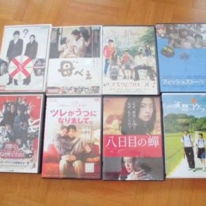 DVDを観る、というのも古臭い習慣になるのだろうけどここじゃあこうして手に入れるのが一番いいんだ。