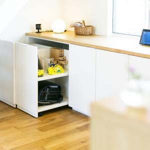 【家事楽の平屋・HIRACO】収納システム内覧会!無印・ニトリ・100均で作った収納♪