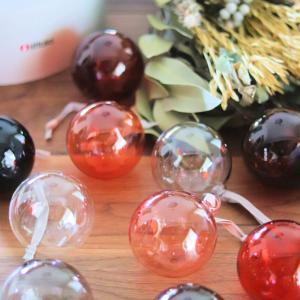 今年のクリスマスはこれが主役! イッタラのオーナメントボールと、目からウロコのアノ素材のスポンジ!!