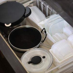 乱れ知らず!セリアで整えた我が家のキッチン収納、さらにスッキリカラーに進化しました♪
