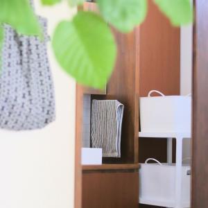 【ニトリ】洗面室の憂鬱が解消した真っ白アイテム2つ & ずっと変わらない自慢の収納システム。