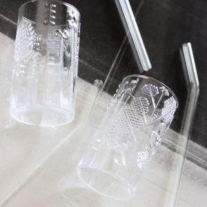 今年の夏はきっと楽しい! 買って良かったガラスのストローが無印の収納にジャストだった件。
