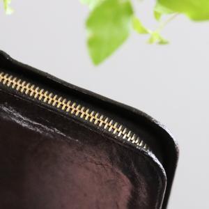 傷んだ革財布の角っこが数百円かつ15分で見違えるように綺麗に!ビフォー&アフターヾ(*´∀`*)ノ