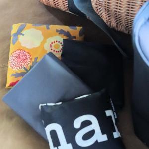 【セリア】大急ぎで買ったショッピングバッグ & 我が家のヘビロテ精鋭バッグは3つ!!