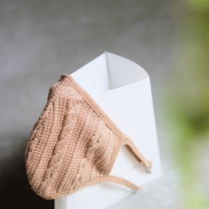 【セリア】こんなの欲しかった!!マスクが仮置きできるマスクケースと可愛いストックボックス!