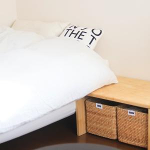 【ニトリ】最高傑作かもしれない!ズレてビロ~ン化する寝具を取り替えた結果!!