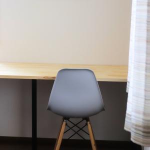 ついに模様替え! IKEAとナフコで激安な机ができたよ! 賛否両論(←自分で言う。)の子供部屋!