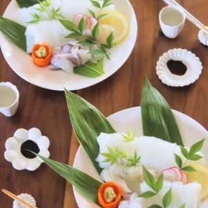 ついに主人がやりました! 贅沢なひと皿 & 偶然発見した庭の一大事とポチレポ!