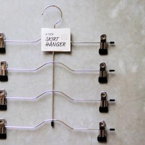 【3COINS】WICの悩みが一発解決ヾ(*´∀`*)ノ 収納スペースが4/1になったハンガー!