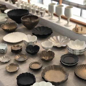 波佐見陶器まつり・朝イチの状況報告です! & 憧れの臼杵焼 gallery SARAYAMAさんの「蔵出し市」
