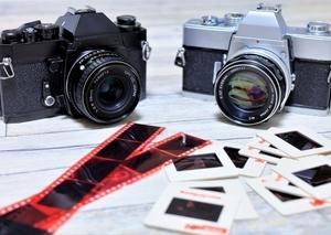 不要なカメラの高価買取最新からレトロまで!