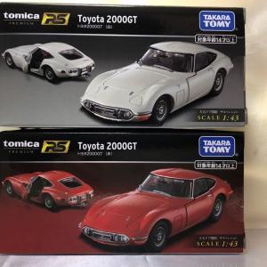 トミカプレミアムRS & トミカダンディ トヨタ2000GT