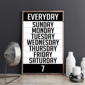 EVERYDAY 7