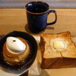 【ディゾン神保町】コーヒー、トースト、プリンの全部が美味しいカフェ