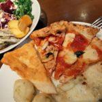 【The Kitchen Salvatore Cuomo Ginza】ナポリピッツアが食べれるイタリアンのランチビュッフェ