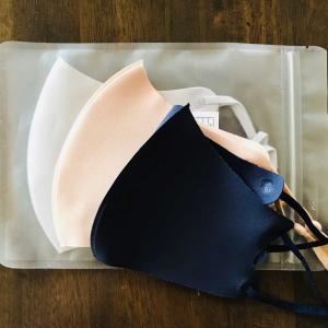 コロナ禍でも買ってよかった…OVoVO洗って使える夏マスク&日本製立体型不織布マスク2021