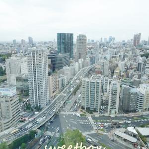 【ザ・プリンスパークタワー】久しぶりの再会