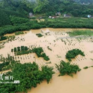 中国には、毎年のような洪水被害がある